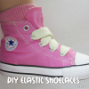 Elastic Shoelaces by Sew Can Do