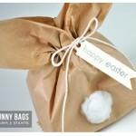 Last Minute DIY Bunny Bags