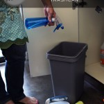MOM Tip: Deodorize a Stinky Garbage Can