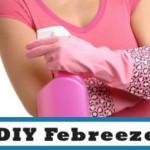 MOM Tip: Homemade Febreeze Recipes