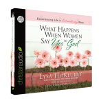 Free What Happens When Women Say Yes to God – Audio Book
