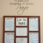 6 Prayer Board Ideas