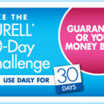 Join the Purell 30 Day Challenge and Win Prizes #ad #PURELL30