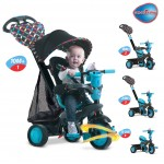 smarTrike and the Boutique 4-in-1 Touch Steering