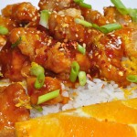 Orange Chicken in the Crock Pot