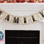 Free Printable Letters for Banners