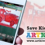 WIN – Artkive $50 Giveaway ~ Best App for Saving Kids' Art!