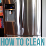 MOM Tip: How To Clean Stainless Steal Appliances