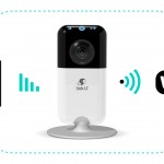 The link-U Hybrid SmartCam Keeps you Close to Home