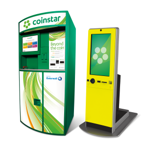 Coinstar & Exchange - Kiosks - Left