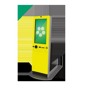 Coinstar & Exchange - Kiosks - Left