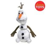 Frozen Talking Olaf Pull-a-Part Plush