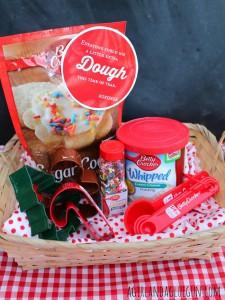 Free Little Extra Dough Christmas Gift & Printable - 24/7 Moms