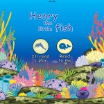 WIN – Henry The Little Fish App ~ 25 Days of Christmas Giveaways