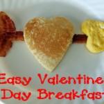 MOM Tip: Easy Valentine's Day Breakfast