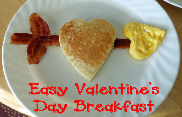 mom tip: easy valentine's day breakfast - 24/7 moms, Ideas