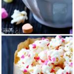 Valentine's Popcorn  – {Valentines Countdown}