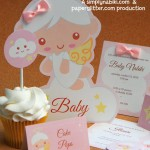 Free Baby Party Kit Printables