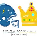 Free Rewards Chart Printables