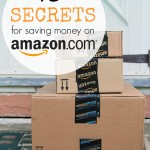 MOM Tip: Saving Money on Amazon