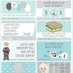 Free Frozen Lunch Box Joke Printable