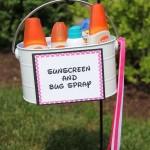 MOM Tip: Sunscreen & Bug Spray Station