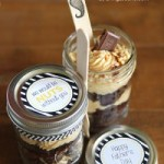 Free Father's Day Gift – Dessert in a Jar Printable