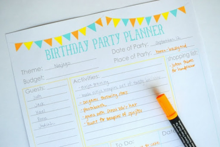 business plan for kids birthday party Birthday parties are a great boost to any child older kids may enjoy making invitations out the hardest thing to plan for at any birthday party is the.