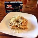 Creamy Balsamic Pasta with Barilla Pronto #OnePanPronto