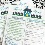 Free Home Alone Printable