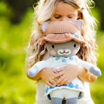 Cuddle + Kind: Introducing Adorable Hand-Crafted Dolls that Feed Children