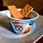Snacking with Yoplait #ad #SnackandSmile
