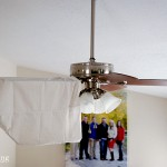 How to Clean Your Ceiling Fan in Seconds