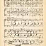 Free Christmas Music Page Printables