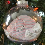 Babies 1st Christmas Ornament