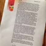 Free Letter from Santa for Your Child