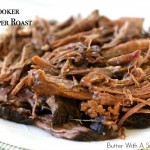 Slow Cooker Dr. Pepper Roast