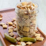 DIY Dill Pickle Ranch Chex™ Mix Recipe