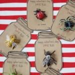Free Love Bug Valentine Printables