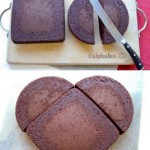 MOM Tip: DIY Heart Cake