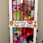 MOM Tip: Stuffed Animal Storage Solution