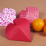 MOM Tip: Halos Origami Heart