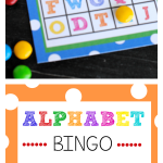 Free Alphabet Bingo Game Printable