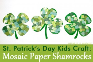 Mosaic-Paper-Shamrocks-Kids-Craft-for-St-Patricks-Day