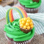 MOM Tip: Pot of Gold Cupcakes