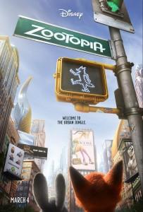 Zootopia poster 2