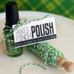 Free St. Patrick's Day Anti-Pinch Polish Printable