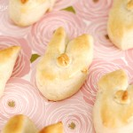 Lemon Bunny Buns . . . Perfect For Easter Brunch!
