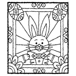 Free Easter Coloring Page Printables - 24/7 Moms