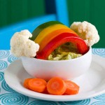 MOM Tip: Over the Veggie Rainbow